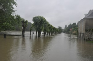 inondation quai de Seine