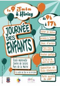 Journée des enfants @ Parc de la Mairie, Centre de loisir, École maternelle | Héricy | Île-de-France | France