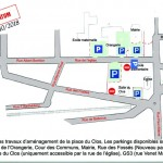 plan parking héricy