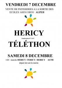 Téléthon @ Mairie d'Héricy | Héricy | Île-de-France | France