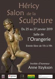 Salon de la Sculpture @ Salle de l'Orangerie | Héricy | Île-de-France | France