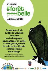 Journée Forêt Belle @ Bois du Brouillard