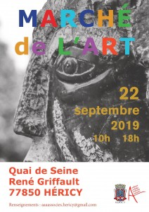 Marché de l'Art @ Quai de Seine René Griffault