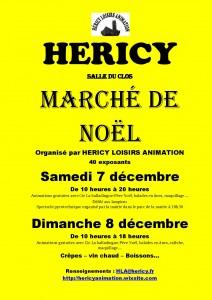 Marché de Noël @ Salle du Clos