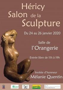 3ème édition du Salon de la Sculpture @ Salle de l'Orangerie