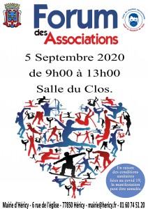 Forum des associations @ Salle du Clos