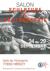 Salon de Sculpture et Photographie ( Annulé ) @ Salle de l'Orangerie