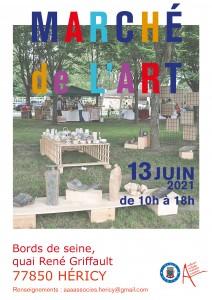 Marché de l'Art @ Bords de Seine