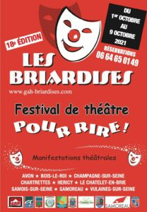 """Festival """"Les Briardises"""" (18e édition)"""